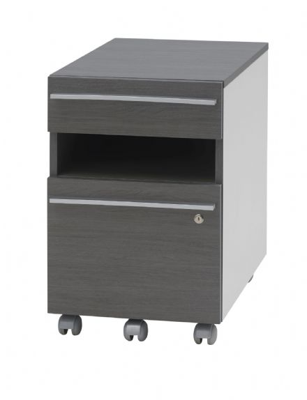 Harmonica 2 Drawer Mobile Pedestal